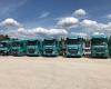 Image de présentation des camions des Transports Chaussenot